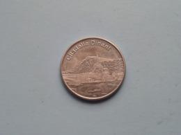 CITADELLE DINANT / Belgian Heritage ( B ) Collectors Coin ( Zie / Voir Photo ) ! - Elongated Coins