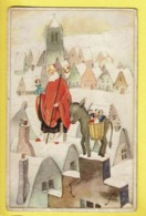 * Fantaisie - Fantasy - Fantasie * (Colorprint Special 4098) Saint Nicolas, Sinterklaas, Ane, Donkey, Toys, Speelgoed - Saint-Nicolas