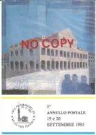 Portomaggiore, 19.9.1993, Il Paese, La Fiera E La Gente, Opera Di Silvano Cavicchi. - Ferrara
