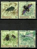 Moldova 2009 Moldavia / Insects MNH Insectos Insekten / Cu14938  1-39 - Insectos