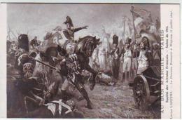 MILITARIA . GUERRE . SALON DE 1914 . LA DIVISION BROUSSIER A WAGRAM 6juillet 1809 . SOCIETE DES ARTISTES FRANCAIS - Andere Kriege