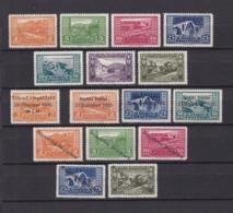 Albanien - 1922/25 - Sammlung - 40 Euro - Albania