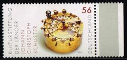 Bund 2002, Michel# 2243 **  Kulturstiftung Der Bundesländer - BRD