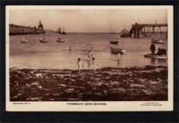 DE2646 - MIDDLESBOROUGH PIER - TYNEMOUTH BOYS BATHING - Inghilterra