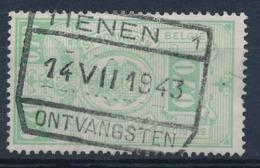"""TR 242 - """"TIENEN 1 - ONTVANGSTEN"""" - (ref. 29.738) - Railway"""