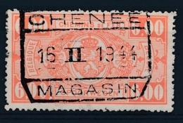 "TR 251 - ""CHENEE - MAGASIN"" - (ref. 29.744) - Railway"