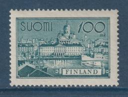 Suomi Finland - 1958 - ( South Harbor, Helsinki ) - MLH* - Finland