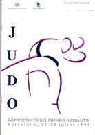 JUDO Programme - Kampfsport