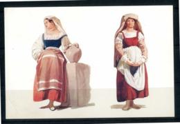 CASTRONUOVO S.ANDREA (PZ) - Costumi -  Cartolina Non Viaggiata. - Potenza