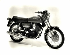 Morini 250  24*17 +- Cm Moto MOTOCROSS MOTORCYCLE Douglas J Jackson Archive Of Motorcycles - Coches