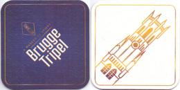 #D239-019 Viltje Brugge Tripel - Bierdeckel