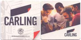 #D239-022 Viltje Carling - Bierdeckel
