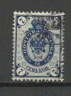 FINLAND FINNLAND 1891 Michel 39 O - 1856-1917 Amministrazione Russa