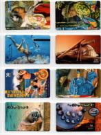Polynésie Française Lot De Télécartes - Lots - Collections