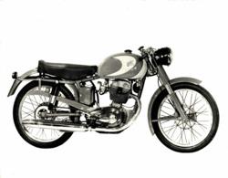 Moto Morini 175cc  24*17 +- Cm Moto MOTOCROSS MOTORCYCLE Douglas J Jackson Archive Of Motorcycles - Coches