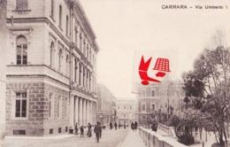 CARRARA -Via Umberto - Carrara