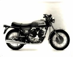 Moto Morini 3 1/2 24*17 +- Cm Moto MOTOCROSS MOTORCYCLE Douglas J Jackson Archive Of Motorcycles - Coches
