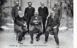 Saint-Dizier. Nouvel Hôpital. Conseil D'administration. (Rare). Années 1900. - Saint Dizier