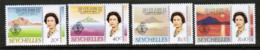 SEYCHELLES   Scott # 380-7a** VF MINT NH INCLUDING Souvenir Sheet (SS-495) - Seychelles (1976-...)