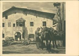 AK München. Haus Der Deutschen Kunst Bauer Mit Pferden (31994) - Horses