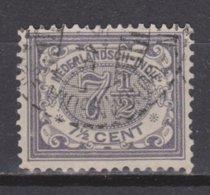 Nederlands Indie Dutch Indies 47 Used ; Cijfer, Cifre, Figure, Cifra 1902 NETHERLANDS INDIES PER PIECE - Nederlands-Indië
