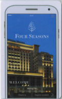 RUSSIA KEY HOTEL  Four Seasons Hotel Moscow - Chiavi Elettroniche Di Alberghi
