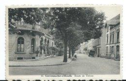 Grevenmacher-s/Moselle,Route De Tréves - Postkaarten
