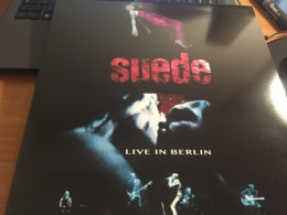 Suede–Live In Berlin RED - Collector's Editions