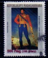 Madagascar 2004 Roi Radama 1er N° 1856 Oblitéré Used - Madagaskar (1960-...)