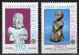 Turkije Turkei Turquie  Cept 1974 Yvertn°  2089-2090 *** MNH Cote 7,50 € Europa - Nuovi
