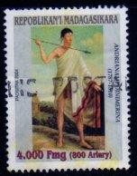 Madagascar 2004 Roi Andrianampoinimerina N° 1859 Oblitéré Used - Madagaskar (1960-...)