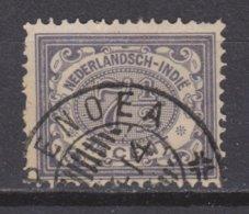 Nederlands Indie Dutch Indies 47 TOP CANCEL PAMPENOEA ; Cijfer, Cifre, Figure, Cifra 1902 NETHERLANDS INDIES PER PIECE - Nederlands-Indië