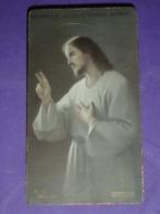 AR Dep.Fides N°29 GESU' Anno 1945 CASSANO D'Adda.Cremona/Ricordo Sacerdote - Santino Vecchio - Images Religieuses