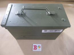 Caisse Munitions Métallique 5,56X45 Mm   (B) - Equipment