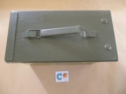 Caisse Munitions Métallique 5,56 Mm   (C) - Equipo