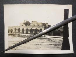 35 - Rennes - Photo Originale - Bombardement La Gare - TBE - - Lieux