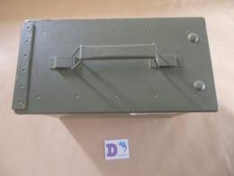 Caisse Munitions Métallique 7,62X51 Mm  (D) - Equipo