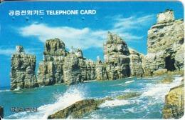 SOUTH KOREA - Dumujin In Baekryung Island/Gyeonggi(W3000), 05/95, Used - Corée Du Sud