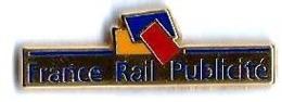 FILIALES - F492 - FRANCE RAIL PUBLICITE - Verso : DECAT PARIS - TGV