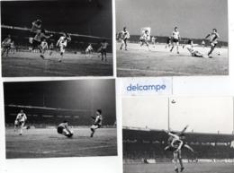 8 Photos Authentiques - FOOTBALL -  Match  LAVAL - NANTES  Du 21 Mai 1977 -  Photos A. JOURDAN. - Sports