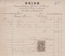 ** BRION.- PARIS.- 1881.-** - 1800 – 1899