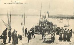 ILLE ET VILAINE  SAINT MALO   La Cale De Dinan - Saint Malo