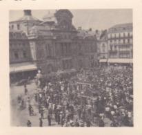 ANGERS  -  Lot De 7 Clichés D'un Rassemblement Sur La Place Du Ralliement   -  Voir Description - Angers