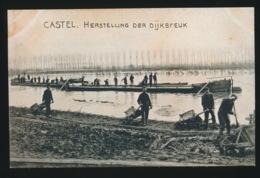 CASTEL  HERSTELLING DER DIJKBREUK - Hamme