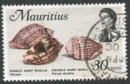 Mauritius. 1969 Sealife. 30c Used. SG 390 - Mauritius (1968-...)