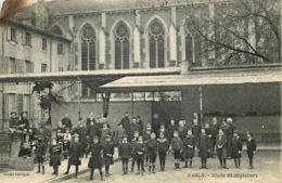 MEURTHE ET MOSELLE   NANCY  Ecole Saint Sigisbert - Nancy