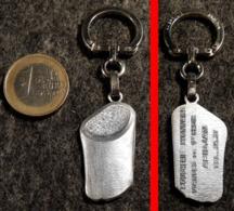 AUGIS Porte-clé Ancien NEUF Os à Moelle - Boucherie Lyonnaise à ABIDJAN En Côte D'ivoire - Key-rings