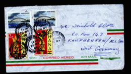 A6395) Ghana Brief 28.05.68 N. Germany - Ghana (1957-...)