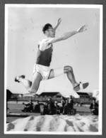 SPORT  Salto In Lungo - Long Jump - Saut En Longueur - NEVILLE PRICE SOUTH AFRICAN -  PHOTO PRESS - Sport