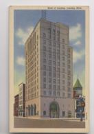 LANSING - Michigan USA - La Banque - The Bank Of Lansing - Lansing